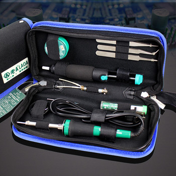 11pcs set LAOA Automatic Soldering Iron 30W High Quality 220v Electric Soldering Iron