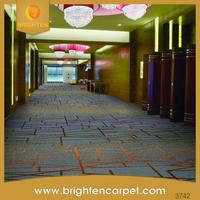 Stretchy Hand Tufted Waterproof Hotel Carpet