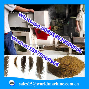 Professional manufacturer feather meal production line