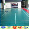New products self adhesive quick lock PVC laminate flooring for Badminton playground