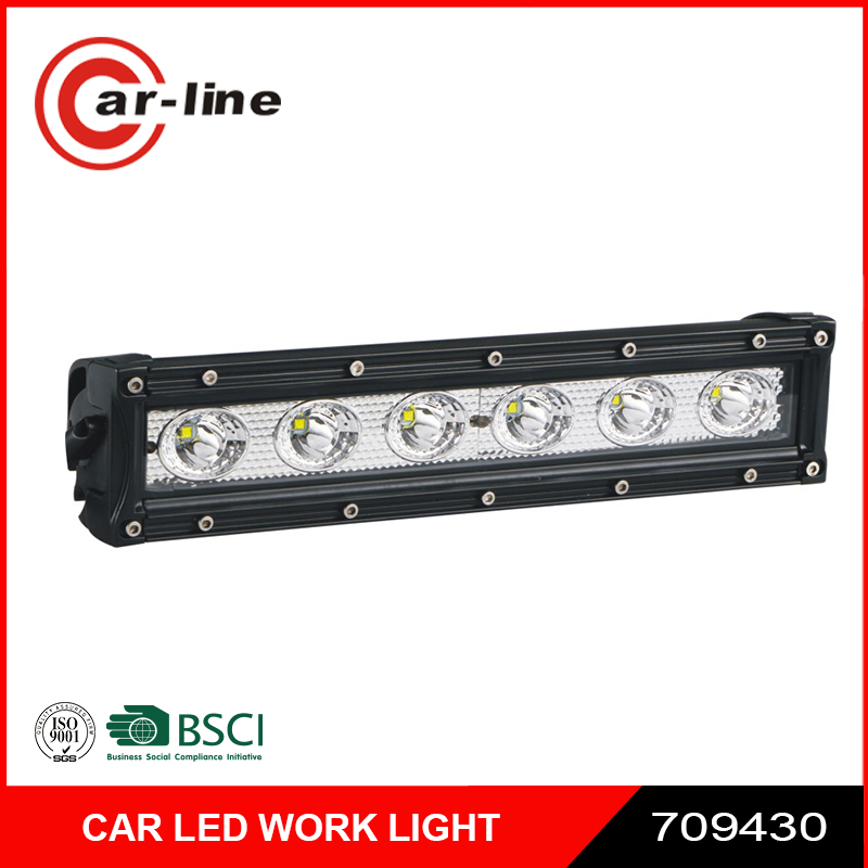 China manufacturer car led work light waterproof with machine arms