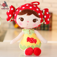 Yangzhou toy factory wholesale lovely studded baby Keppel doll