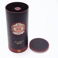 High Quality Tall Tin Box /Wine Bottle