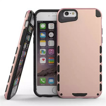 For iphone 6s durable slim armor mobile phone case easy bear phone case