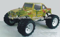 2.4G HSP 1/8 4WD 26CC Nitro powered Off-road Monster Truck RC Car