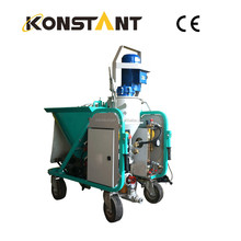 Wall Putty Gypsum Plaster Mixing Spraying Plastering Machine KT-G5