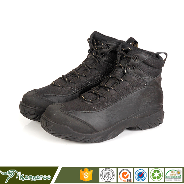 Cheap Indian Army Boots Rubber Outsole Specifications Waterproof