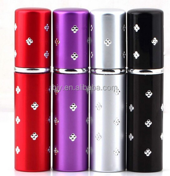 Wholesale Amazing Travel Perfume Atomizer Refillable Spray Empty Bottle Easy Used
