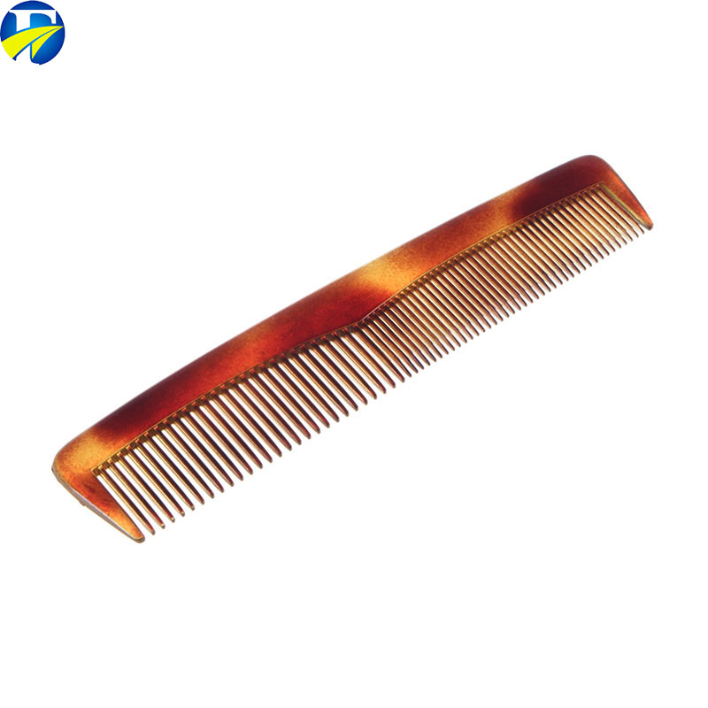 FJ brand wholesale Professional Hairdresser Plastic PP Barber Cutting Carbon Hair Comb