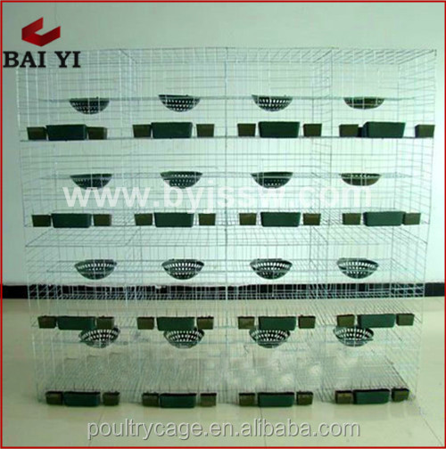 Best Selling Pigeon Breeding Layer Cage Of Pigeon