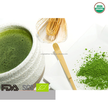 USDA Certified Organic Tea Matcha 100g Craft with Private Label
