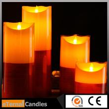 Hot selling led candle light walmart for wholesales