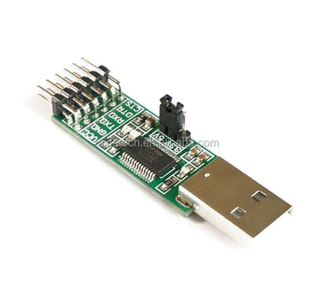 5V 3.3V Bootloader USB to TTL serial download cable module FT232RL