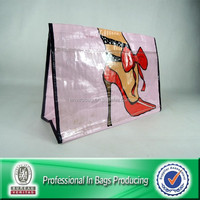 Custom Cheap Recyclable PP Woven Shopping bag