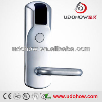 Manufacturer RFID Card rfid door lock for hotel, RF hotel lock system
