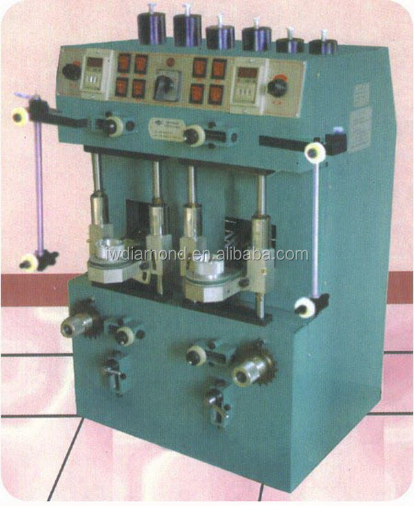 Design latest wire drawing diamond die polishing machine