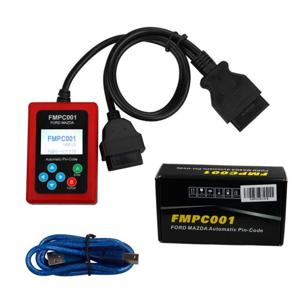New Arrivals FMPC001 for Ford/Mazda Incode Calculator FMPC001 Incode Calculator Update by CD Key Programmer