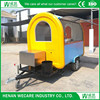 High Quality Popular Mobile Scooter Trailer Food Vending Trailer
