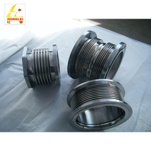 China supplier metallic bellows stainless steel expansion joint flexible metal hose manufacturers