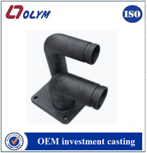 Customized railway locomotive IC1045 carbon steel investment casting spare parts