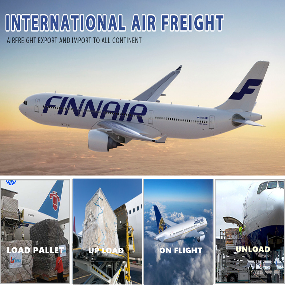 The Best and Cheapest air freight guangzhou to france