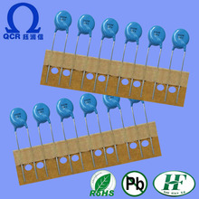 103k 6kv high voltage surge protention Blue disc ceramic capacitor shenzhen