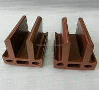 plastic wooden handrail cover