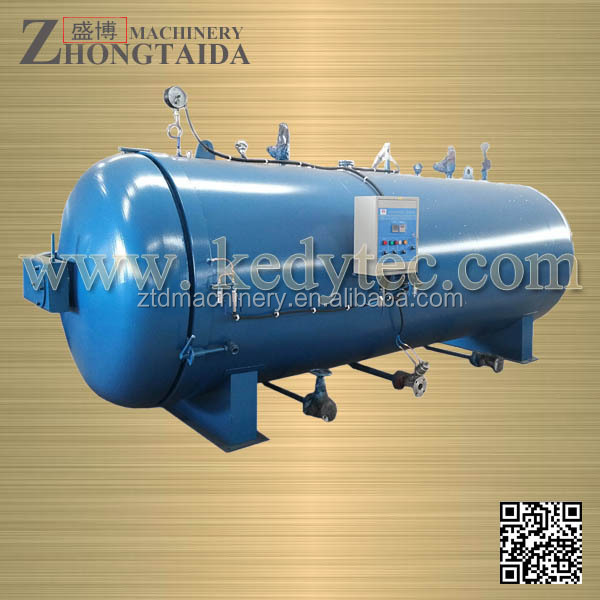 Impregnation Industrial Autoclave For Wood
