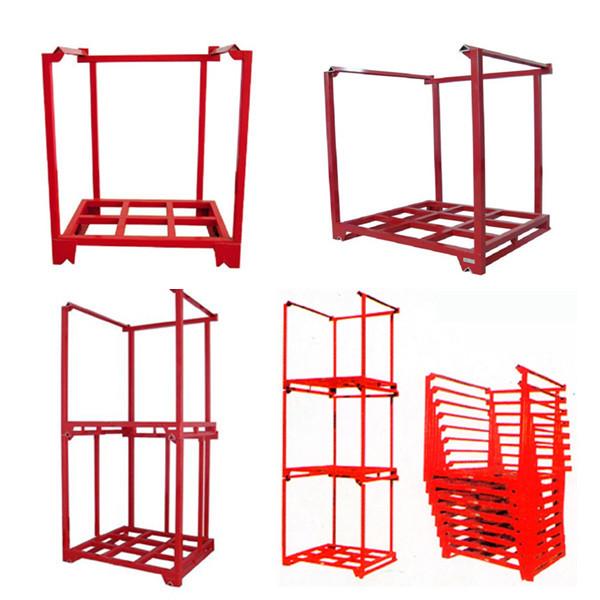 Heavy Duty Industrial Storage Metal Pallet Rack Pallet