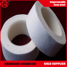 Non-woven adhesive plaster pet silicone coated transparent film roll