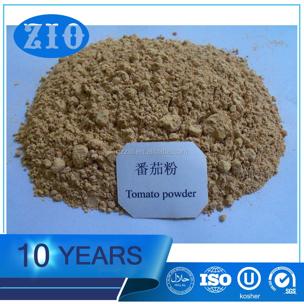 Best selling food grade tomato flavor powder factory.