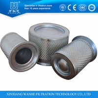 China Top Brand Fuda liutech oil filter for Screw Air Compressor