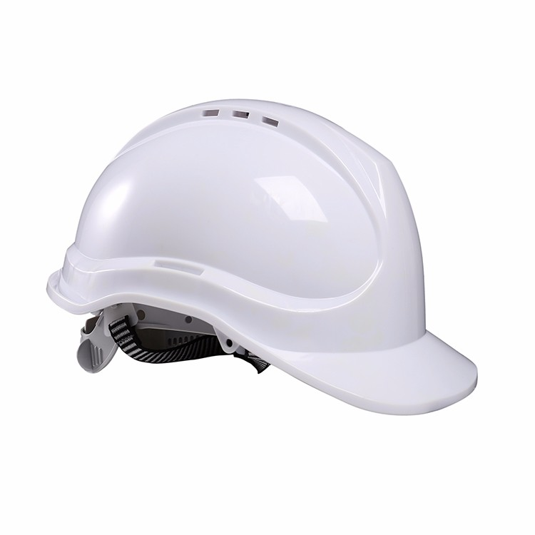 ABS engineering aluminum safety helmet