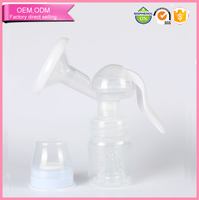 New Baby Feeds Manual Milk Breast Pumps for Mother