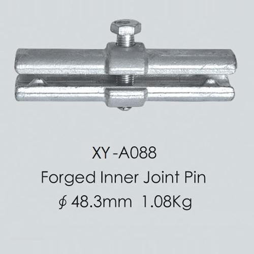 BS1139 pressed and forged Scaffolding Inner Joint Pin clamp for construction