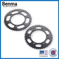 new arrival motorcycle chain and sprocket kits with best price