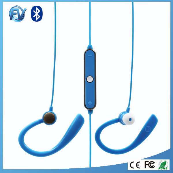 2016 Hottest bluetooth sports headsets stereo bluetooth earphone in cheap price and fashion design