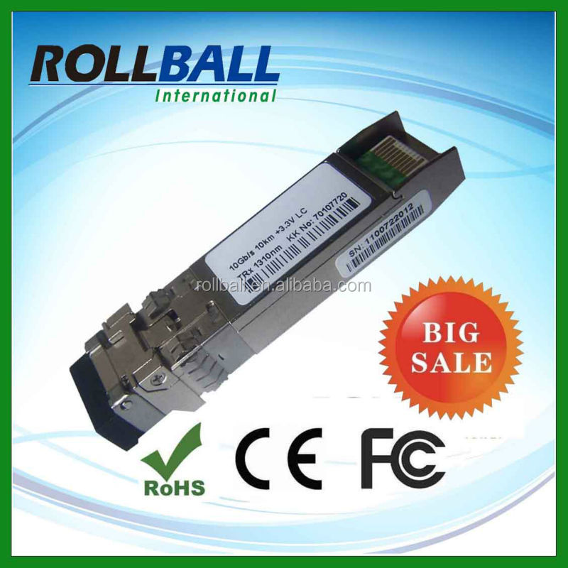 Original Good quality MM LC 10gb 850nm 300m sfp module, sfp+