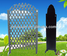 Foldable type wood fence / garden wooden fence / garden fence