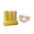 plastic meat film yellow wrap cling film for fruit and vegetable