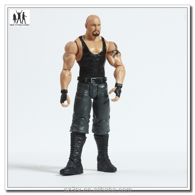 3D movable action figure,plastic human action figure,factory custom make own design movable action figure