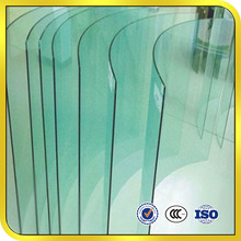 curved tempered glass 5mm 6mm 8mm 10mm 12mm 15mm 19mm hot bending glass hot bent glass