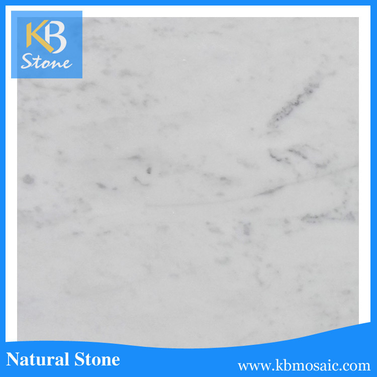 M088 Carrara White marble tile interior decoration