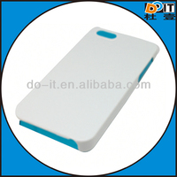 3D blanks sublimation phone case for iphone5c