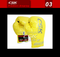 Synthetic leather bulk boxing gloves for children