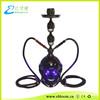 Large size crystal hookah shisha wholesale with high quality