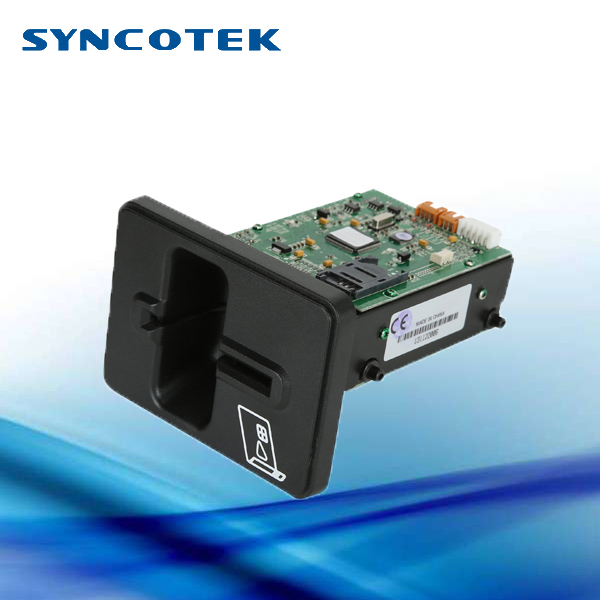 SYNCOTEK ATM Parts IC Magnetic RFID Insert Card Reader Writer Vending Machine