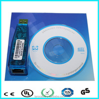 10g usb optical network card for laptop