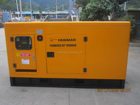 Water-cooling diesel genset with 4TNV84T-GGE