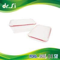 Office BPA Free Silicone Food Packaging Containers